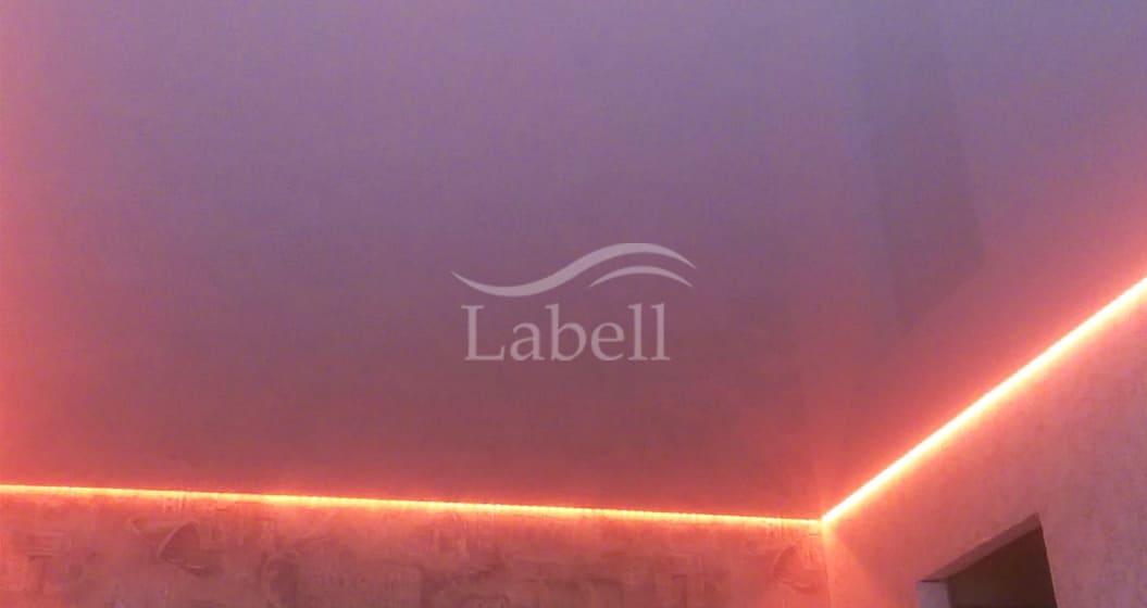 Натяжной потолок с подсветкой Николаев