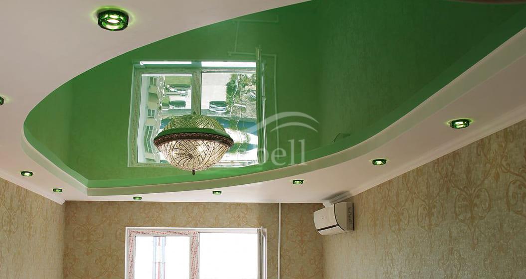 Натяжные потолки Николаев фото
