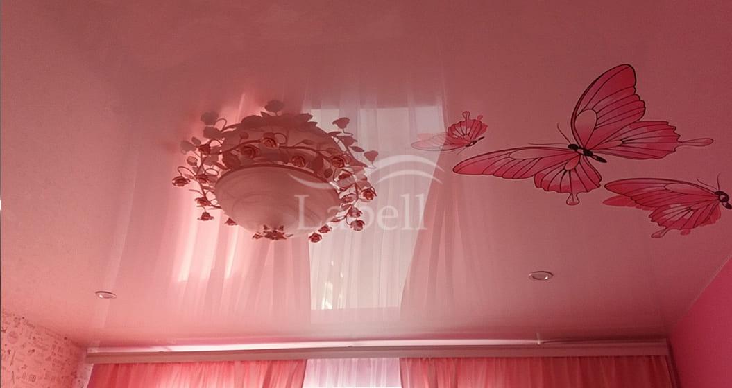 Натяжной потолок в Сумах